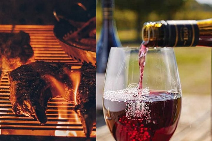 Here comes Summer and time to fire up the grill! What wine do you choose?