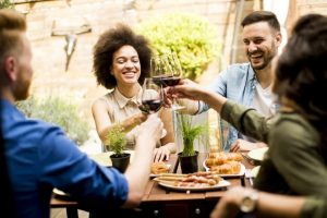 Wine Help with Anxiety and Stress Relief