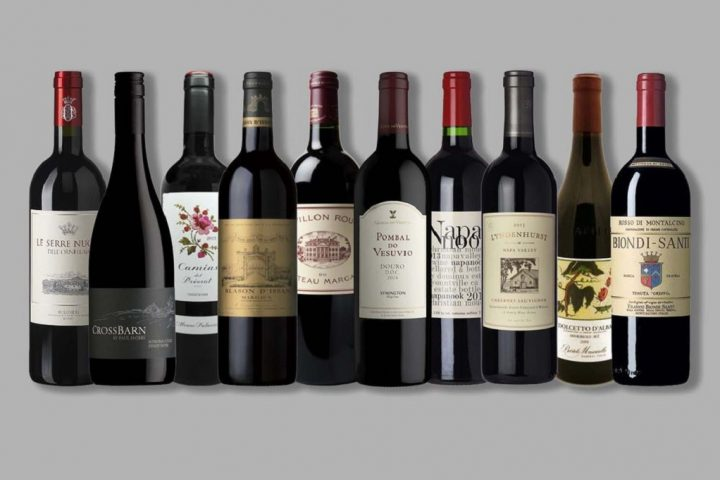 Best wines in the world